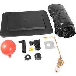 Byelaw 30 Tank Kit 4 Gallon - 37570 - from Toolstation