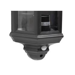 60W PIR IP44 Half Lantern