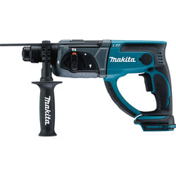 Makita Makita DHR202RMJ 18V LXT Cordless SDS Plus Rotary Hammer Drill 2 x 4.0Ah - 37612 - from Toolstation