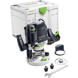 Festool Festool OF 2200 EB-Plus Router 240V - 37730 - from Toolstation