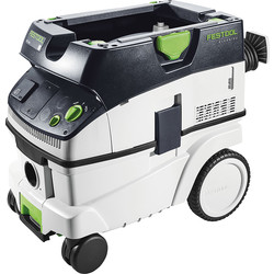 Festool Festool CTL 26 E Mobile Dust Extractor 110V - 37754 - from Toolstation