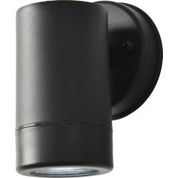 Coast Neso Up Or Down Wall Light IP44 LED GU10 1 x 7W Max - 37756 - from Toolstation