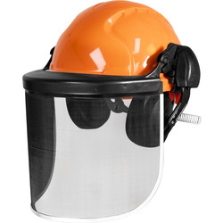 JSP JSP EVO3 Forestry Helmet with Ear Defenders & Visor  - 37777 - from Toolstation
