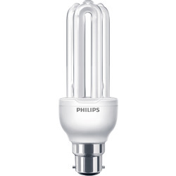 Philips Philips Energy Saving CFL Stick Lamp 18W BC (B22d) 1100lm - 37966 - from Toolstation