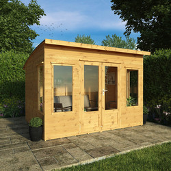 Mercia Mercia Premium Helios Summerhouse 10' x 8' - 38114 - from Toolstation