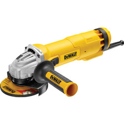 DeWalt DeWalt DWE4206K 1010W 115mm Angle Grinder 240V - 38189 - from Toolstation