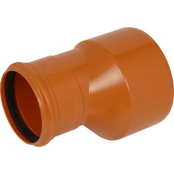 Level Invert Reducer 160 x 110mm Terracotta - 38326 - from Toolstation