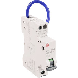 Wylex Wylex Mini RCBO 32A 30Ma Type A - 38534 - from Toolstation