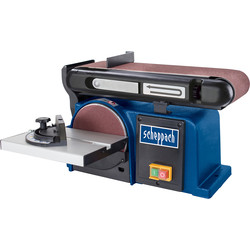 Scheppach Scheppach BTS900 370W 150mm Belt and Disc Sander 230V - 38570 - from Toolstation