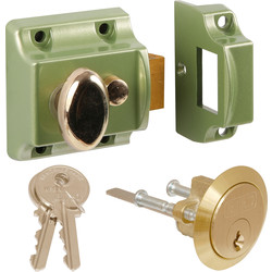 Traditional Nightlatch Narrow - 38686 - from Toolstation