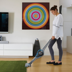 Black & Decker 2-in-1 Cordless Chassis Vacuum Cleaner