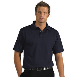 Polo Shirt Large Navy