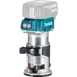 Makita Makita DRT50ZJ 18V Cordless Router/Trimmer Body Only - 38892 - from Toolstation