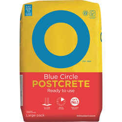 Blue Circle Blue Circle Postcrete 20kg - 38931 - from Toolstation