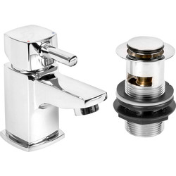 Highlife Skye Cloakroom Basin Mixer Tap  - 38934 - from Toolstation