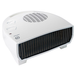 Dimplex Dimplex 3kW Flat Fan Heater 3kW - 38972 - from Toolstation