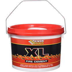 Everbuild Fire Cement 1kg Buff - 38992 - from Toolstation