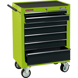 "Draper Draper Roller Cabinet 26"" 7 drawer - 39018 - from Toolstation"