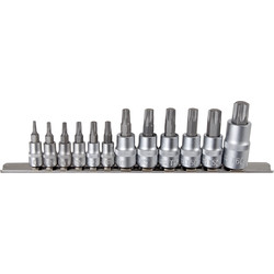 Laser Laser Star Bit Set  - 39020 - from Toolstation