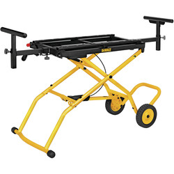 DeWalt DeWalt DE7260-XJ Mitre Saw Folding Rolling Stand  - 39073 - from Toolstation