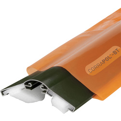 Corrapol Corrapol-BT Aluminium Ridge Bar Set Green 2m - 39115 - from Toolstation