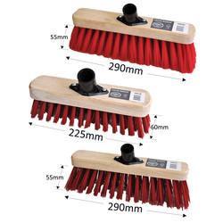 Mixed Broom Set