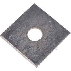 BPC Fixings Square Plate Washer 50 x 50mm - 39154 - from Toolstation