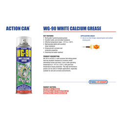 Action Can WG-90 White Grease