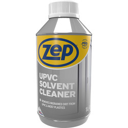 Zep Zep Commercial UPVC Solvent Cleaner 1L - 39230 - from Toolstation