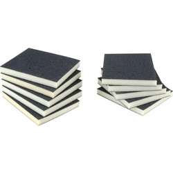 Prep Sponge Abrasive Pads 100g (Medium) - 39338 - from Toolstation