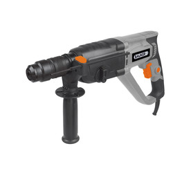 Bauker 1100W 3 Function SDS+ Hammer Drill