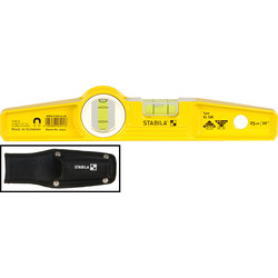 Stabila Stabila 81SM Magnetic Spirit Level 250mm - 39452 - from Toolstation
