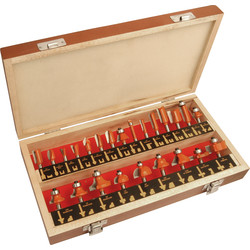 TCT Router Bit Set