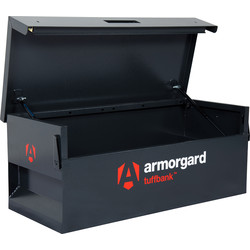Armorgard Armorgard Tuffbank Truck Box 1150 x 495 x 460mm - 39610 - from Toolstation