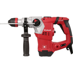 Einhell Einhell TE RH32E 1250W 4 Function SDS Plus Rotary Hammer Drill 230V - 39691 - from Toolstation