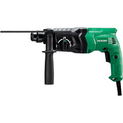 Hikoki Hikoki DH24PX2J1Z SDS Rotary Hammer Drill 2.7J 24mm 230V - 39739 - from Toolstation