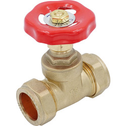 Made4Trade Made4Trade Gate Valve 28mm - 39797 - from Toolstation