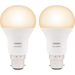 Philips Hue Philips Hue White Lamp B22/BC - 39815 - from Toolstation