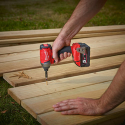 Milwaukee M18ONEID-502X 18V Li-Ion One-Key Cordless Brushless Impact Driver