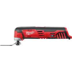 Milwaukee Milwaukee C12MT-0 12V Li-Ion Cordless Compact Multi Cutter Tool Body Only - 40045 - from Toolstation