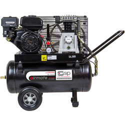 SIP SIP 06217 Petrol 7HP 50L Compressor  - 40077 - from Toolstation