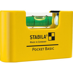 Stabila Stabila Pocket Basic Level  - 40137 - from Toolstation
