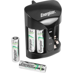 Energizer Intelligent Battery Charger Mains