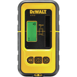 DeWalt DeWalt Line Laser Detector Green - 40258 - from Toolstation
