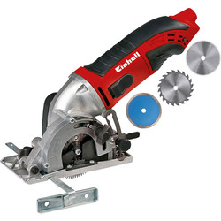 Einhell Einhell TC-CS 860 450W 85mm Mini Circular Saw 230V - 40294 - from Toolstation