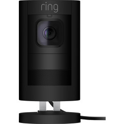 Ring by Amazon Ring Stick Up Camera 1080P Black Wired - 40308 - from Toolstation
