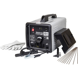 SIP SIP Weldmate T141P Arc Welder plus Accessories 230V - 40312 - from Toolstation