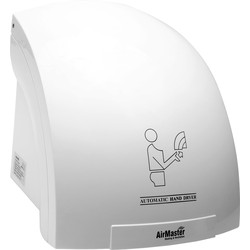 Automatic Hand Dryer White 2000W - 40322 - from Toolstation