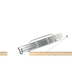 Werner Aluminium Loft Ladder