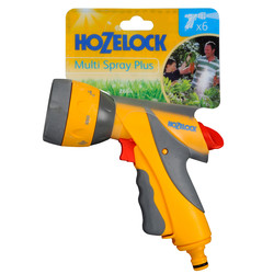 Hozelock Multi Spray Plus & 2185 Connector